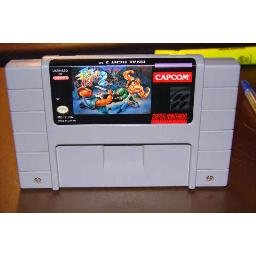 Final Fight 2  Super Nintendo Game