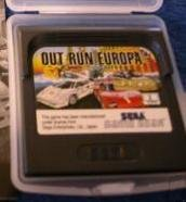Out Run Europa ~ SEGA Game Gear