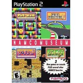 Namco Museum ~ Playstation 2 PS2