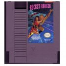 Rocket Ranger Original 8-bit Nintendo NES Game Cartridge with instructions
