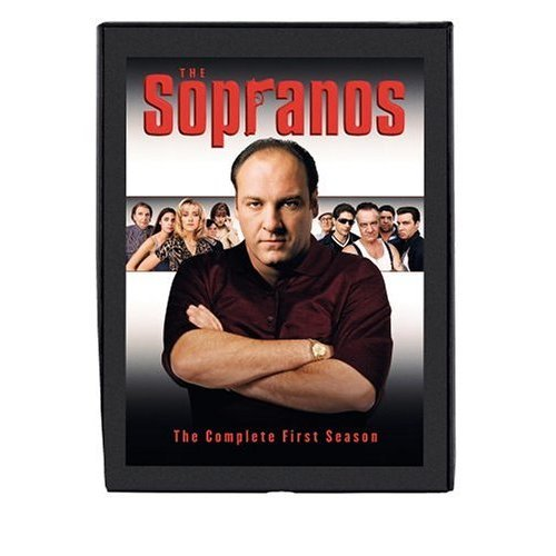 The Sopranos the Complete First Season DVD Boxset