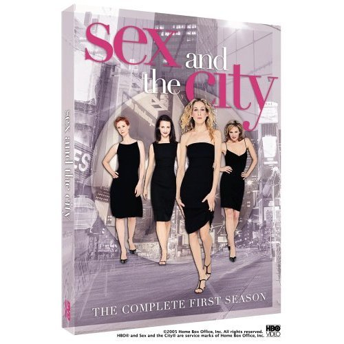 Sex and The City The Complete First Season Boxset DVD