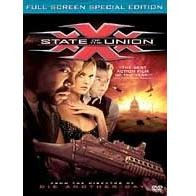 State of the Union X DVD Full screen Special Edition