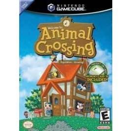 Animal Crossing ~ Nintendo GameCube Wii