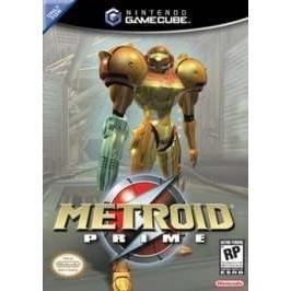 Metroid Prime ~ Nintendo GameCube Wii