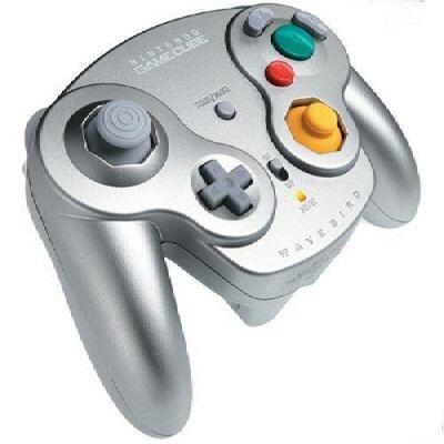 Nintendo Wavebird Wireless Gamecube or Wii Controller