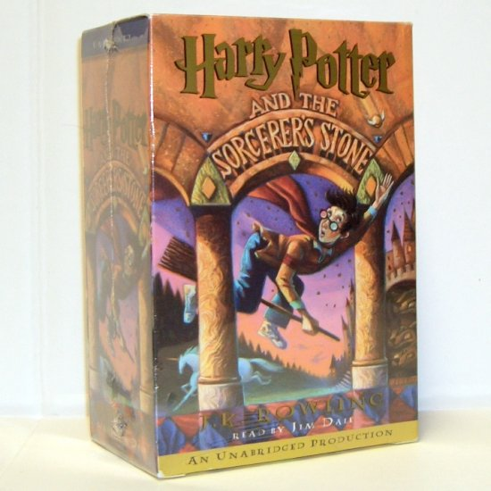 Harry Potter and the Sorcerer's Stone UNABRIDGED
