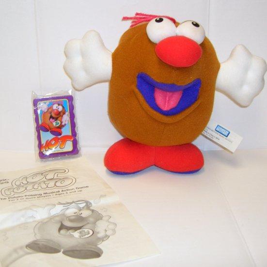 Electronic Talking HOT POTATO Potato-Passing Musical Action Game 1995