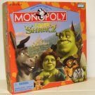 MONOPOLY JUNIOR  SHREK 2  GAME by PARKER BROTHERS
