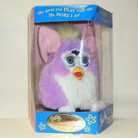 Original FURBY New in box Electronic Tiger model 70-884