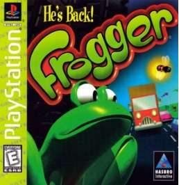 Frogger (Playstation)  PLAYS GREAT RARE PS1 PS2 MINT