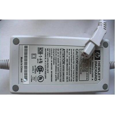 HP AC ADAPTER FOR CD WRITER SDD018-N1000 C4453-61221