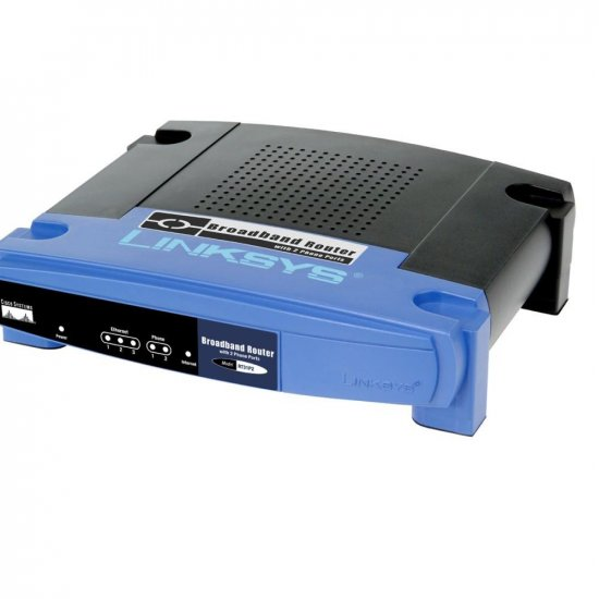LINKSYS Broadband Router with 2 Phone Ports  RT31P2