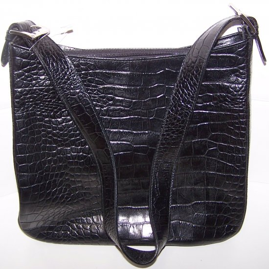 CLAUDIA FIRENZE Genuine Leather purse Made in Italy