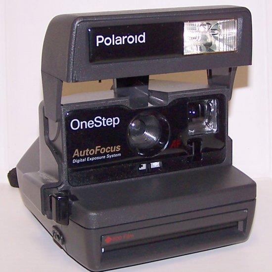 Polaroid OneSTep AutoFocus Digital exposure system