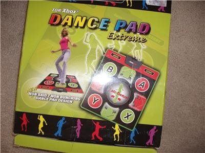 Dance Pad Extreme for Xbox Game Stop
