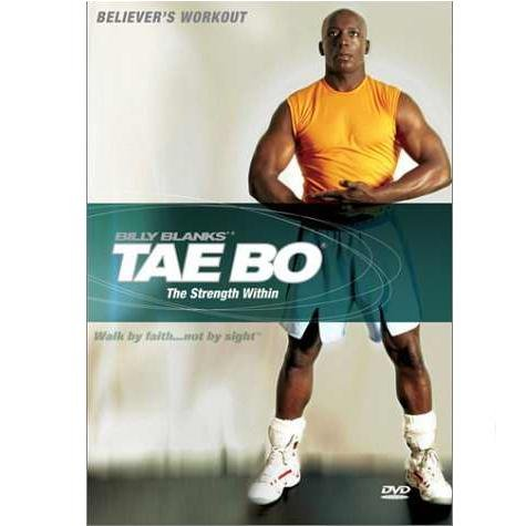 Tae Bo Believers' Workout: Strength Within Factory Sealed  DVD