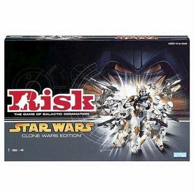 Risk Star Wars The Clone Wars Edition