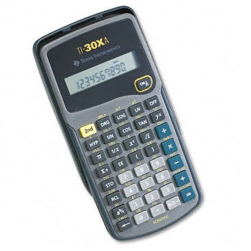 Texas Instruments TI30XA Scientific Calculator