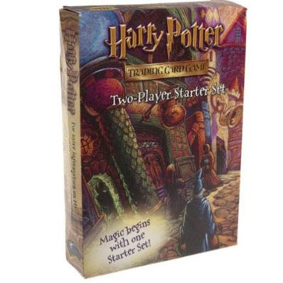 Harry Potter Trading Card Game Two-Player Starter Set  by Wizards of the Coast