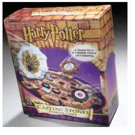 Harry Potter Casting Stones Collectible Game