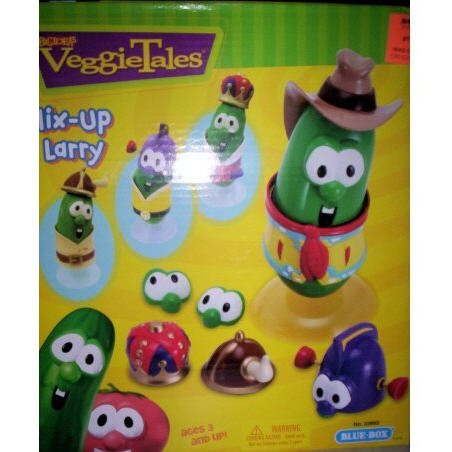 Bigideas Veggietales Mix-up Larry Playset