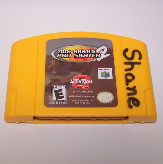 Tony Hawk's Pro Skater 2 ~ N64 Nintendo 64