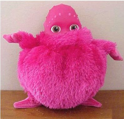 """10"""" Boohbah Silly Sounds Jingbah Doll 2004"""
