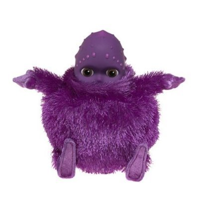 """10"""" Silly Sounds Boohbah Zumbah Purple  by Hasbro"""
