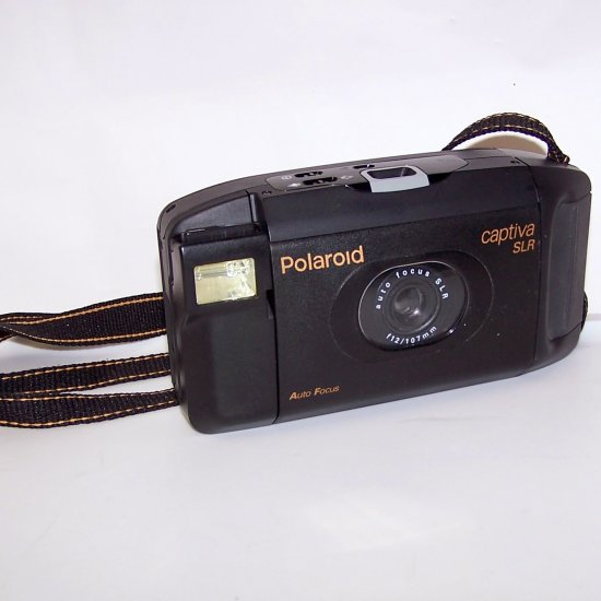 Polaroid Captiva SLR Auto Focus Camera 95 film