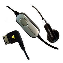 Samsung Mono Hands-free Earset for T809, T805, T629, T519, T509, D807 / BLACKJACK