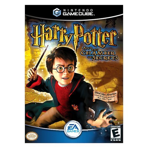 Harry Potter and the Chamber of Secrets  ~ Nintendo GameCube Wii