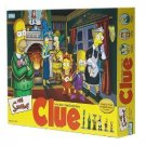 The Simpsons Clue 2nd Edition Parker Bros