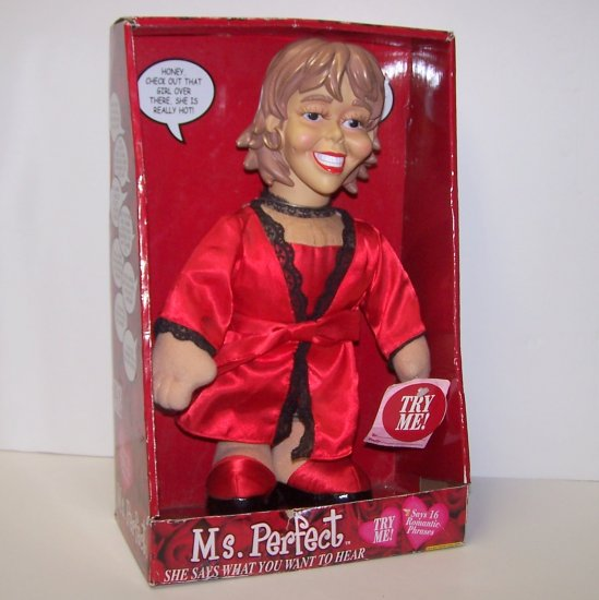 Ms Perfect doll by Dan Dee