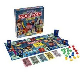 MONOPOLY Junior - Disney/Pixar Toy Story and Beyond