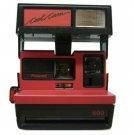 Polaroid Cool Cam Instant 600 Film Camera - Red