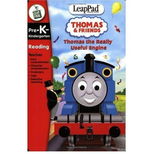 LeapFrog LeapPad Educational Game: Thomas the Really Useful Engine