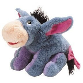 Fisher Price Ask Me More Eeyore Toy