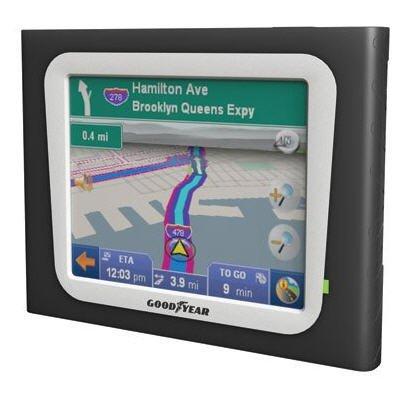 Goodyear GY 130 3.5-Inch Portable GPS Navigator
