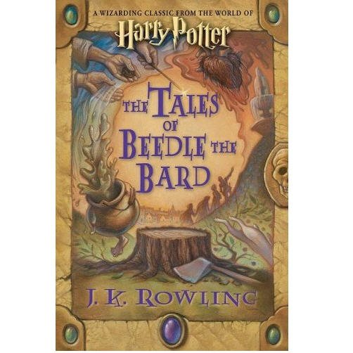 Harry Potter The Tales of Beedle the Bard, Standard Edition (Hardcover)