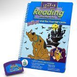 LeapFrog Leap 2 Reading: Scooby-Doo and the Haunted Castle Chapter Book