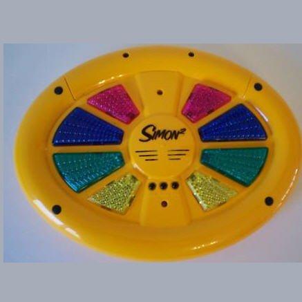 Electronic SIMON 2 Game  challenge fun hasbro game