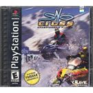 Sno Cross Championship Racing Black Label  (Playstation) PS1 PS2