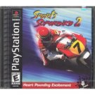 Sports Superbike 2  by ZeniMax Black Label (Playstation) PS1 PS2
