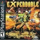Expendable  by Infogames Black Label  (Playstation) PS1 PS2