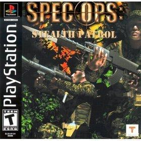 Spec Ops: Stealth Patrol  by 2K Games  Black Label (Playstation) PS1 PS2
