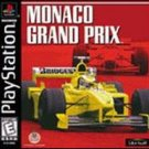 Monaco Grand Prix by UBI Soft Black Label (Playstation) PS1 PS2
