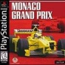 Monaco Grand Prix by UBI Soft Black Label (Playstation) PS1 PS2