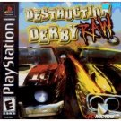 Destruction Derby Raw by Midway Black Label (Playstation) PS1 PS2