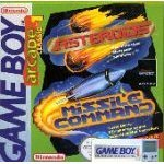 Arcade Classic, No. 1: Asteroids & Missile Command  by Nintendo Gameboy